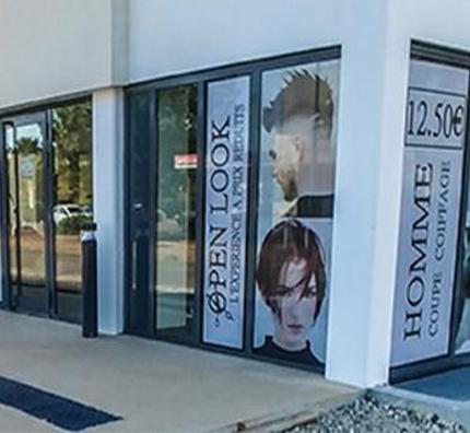 Merignac - Salon de coiffure Open Look